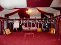 Interior jaima evento alemania